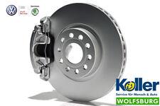 Original Audi A7 4G Set Discos Freno vorn Freno PR- 1LL 1LF 1LG 1ZK