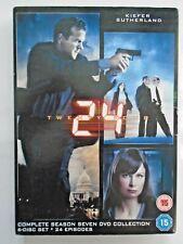 24 - Complete Season 7 (Seven) - DVD Box Set (6 discs) Kiefer Sutherland