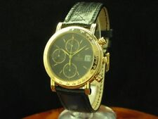 Concord 18kt 750 Gold Automatic Chronograph Mens Watch / Ref 50-A7-210/1