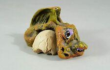 Rare Cast of Thousands Fantasy Dragon Egg Sculpture Figurine Charles R. McClung