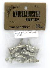 Knuckleduster OW28-107 Sidekicks (Old West) Henchmen Gunslingers Companions NIB