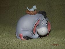 "Eeyore Figurine ""A New Friend, How Nice"""