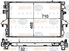 HELLA Wasserkühler Motorkühler BEHR HELLA 8MK 376 719-184 für VW