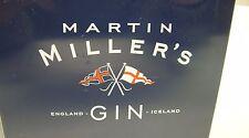MARTIN MILLER GIN - ENGLAND / ICELAND - PROMO BARWARE NAPKIN & STIRRER CADDY