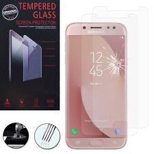 """2 Film Vetro Temperato Protettore Protezione per Samsung Galaxy J7 Pro 5.5"""""""