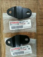 Yamaha OEM YFZ350 Banshee Exhaust Muffler Pipe Brackets Hangers Stays Mounts