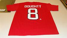 Team Canada 2014 Sochi Winter Olympics Hockey XXL Red Drew Doughty T Shirt