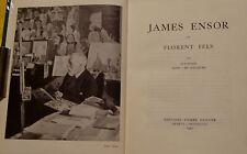 FELS FLORENT - JAMES ENSOR - 1947