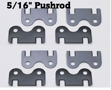 """Guide Plates 5/16"""" Push Rod Flat Olds Oldsmobile Guideplate 350 400 403 425 455"""