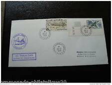 TAAF lettre 26/2/1978 - timbre Yvert et Tellier n°59 et 68 (cy2)