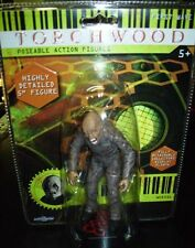 Dr Who Torchwood Weevil Alien figure carded New