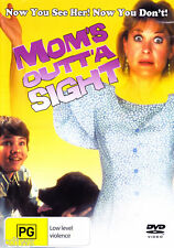 MOM'S OUTT'A SIGHT * ARIAUNA ALBRIGHT * NEW SEALED DVD