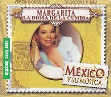 Margarita La Diosa de La Cumbia Mexico y su Musica 3CD New Nuevo sealed