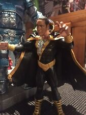 "DC Multiverse Custom The Rock as BLACK ADAM Shazam Movie 6"" action figure"