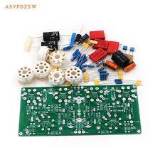 Ultra-linear push-pull type 6SL7+6V6 Tube power amplifier DIY Kit (12W) No tube