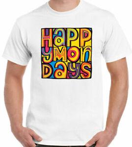 Happy Mondays T-Shirt, Mens Unisex Top
