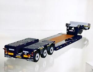 "low loader trailer 3 axle""Nooteboom"" WSI truck models"