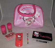 Hello KITTY Cosmetici Borsa a mano piena di Hello Kitty Make Up Goodies