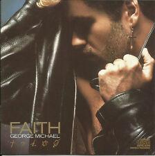 George Michael: [Made in USA 1987] Faith         CD
