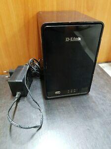 D-Link DNR 322L dlink - avec deux disques dur 1to et 2to