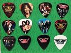 AEROSMITH Guitar Picks Set of 12