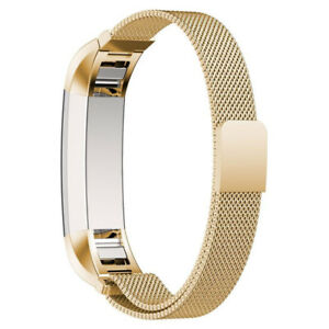 Metal Replacement Strap for Fitbit Alta Milanese Band Secure Magnet Wristband