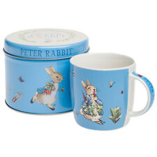 Beatrix Potter Peter Rabbit TAZZA in latta