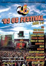 US FESTIVAL New Sealed 2018 LIVE CONCERT PERFORMANCES DVD