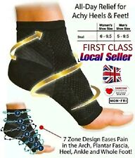 4sleeves Foot Anti Fatigue Compression Sleeves Relieve Swelling Varicosity Sock