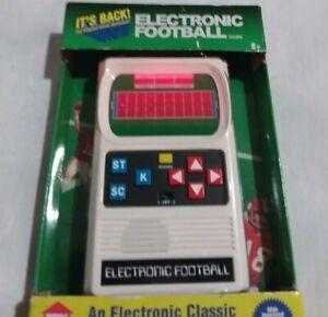 Electronic vintage football game It's Back The Original Game Sensation!
