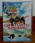 Chitty Bang DVD Disney Versiegelt Neu Musikalischen (Ohne Offen ) R2