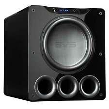 "SVS PB16-Ultra 1500 Watt 16"" Ported Cabinet Subwoofer PIANO GLOSS BLACK"
