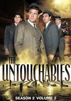 The Untouchables, Da - The Untouchables: Season 2 Volume 2 [New DVD]