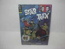 GOLD KEY STAR TREK RETRO METAL TIN SIGN  9 X 13  BRAND NEW 2008