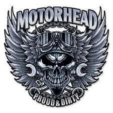 HOT ROD MOTORHEAD MECHANIC Metal Sign Man Cave Garage Body SHOP Cabin Shed BARN