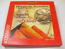 Historische Szenarien - Cheops & Alexander / Siedler von Catan Erweiterung 1998