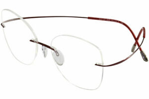 Silhouette Eyeglasses TMA Must Collection Chassis 5515 3040 Optical Frame