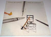 Paul McCartney - Pipes Of Peace - Vinyl LP / Album