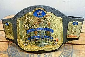"""Jakks Pacific 2003 WWE Tag Team Championship Foam Kid Wrestling Belt 35""""long"""