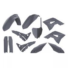 Polisport Plastics Kit - Honda Restyle CR125/250 02-07 To CRF450 19 Style - Grey
