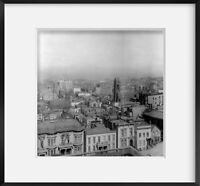 Photo: Panoramic View, San Francisco, California, CA, c1905, Skyline 3