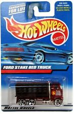 2000 Hot Wheels #191 Ford Stake Bed Truck '00 crd