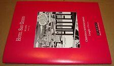 """DESDY METUS L'INSONNE """"HOTEL"""" SPECIALE HOTEL SAN GUIDO NIKE EDIZIONI 2010"""