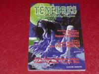 [BIBLIOTECA H. & P J. OSWALD] Revista TINIEBLAS # 6 Ian Watson 1999 Fantástico