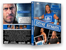 Stevie Richards Wrestling Shoot Interview DVD, WWE WWF ECW TNA Impact Dr. BWO