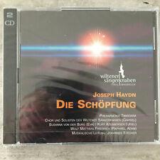 HAYDN: Die Schöpfung - Wiltener Sängerknaben - Live (A 2-CD silton 0665 / neu)