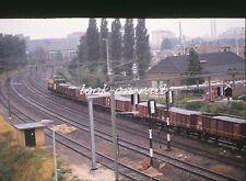 N1224 - Dia slide 35mm original Eisenbahn Holland, NS Offene wagen, '90s