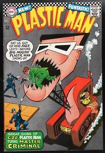 Plastic Man #4 VF