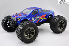 Hobao Hb-Mt-C30Bu Hyper Monster Truck Nitro Rtr - New Blue Body (Rc_Depot) Us