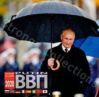 Vladimir Putin 2020 Calendar - New Wall Calendar, 100% Original. FREE SHIPPING!